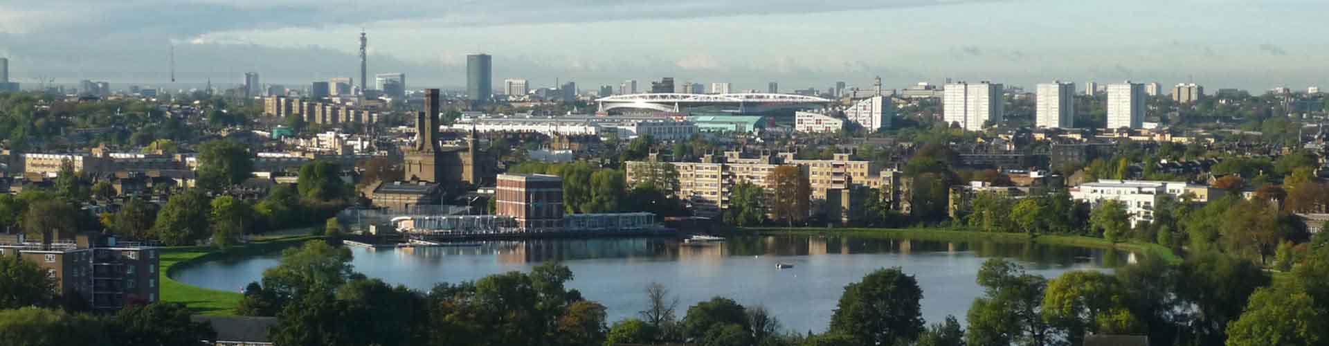 런던 - Stoke Newington지역에 위치한 아파트. 런던의 지도, 런던에 위치한 아파트에 대한 사진 및 리뷰.