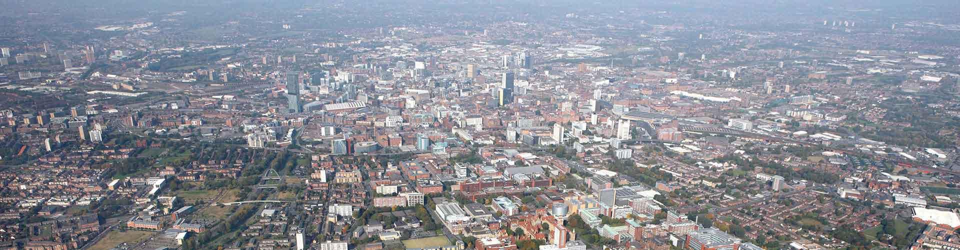 맨체스터 - North Manchester지역에 위치한 호스텔. 맨체스터의 지도, 맨체스터에 위치한 호스텔에 대한 사진 및 리뷰.