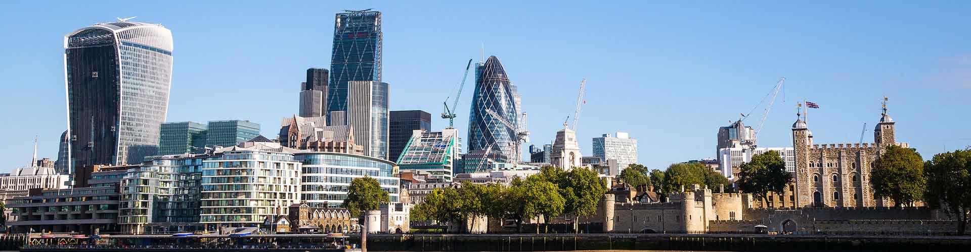 런던 - City Center에 가까운 호텔. 런던의 지도, 런던에 위치한 호텔에 대한 사진 및 리뷰.