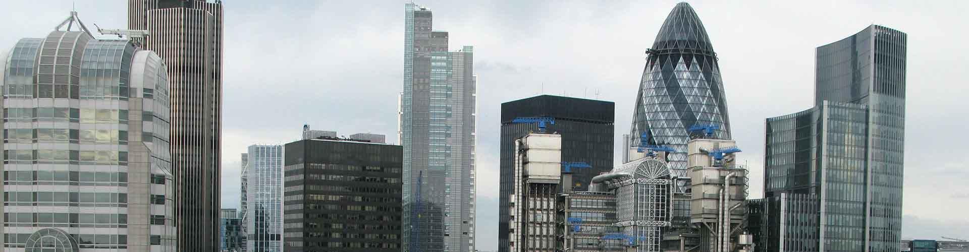 런던 - Lloyd's Building와 가까운 호스텔. 런던의 지도, 런던에 위치한 호스텔 사진 및 후기 정보.