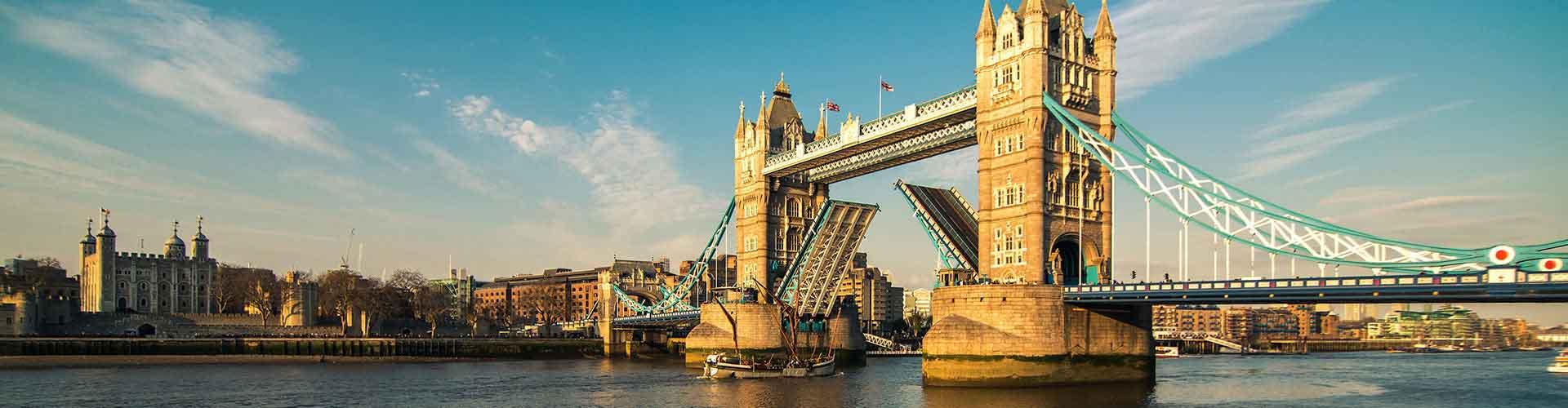 런던 - 타워 브릿지에 가까운 호스텔. 런던의 지도, 런던에 위치한 호스텔에 대한 사진 및 리뷰.
