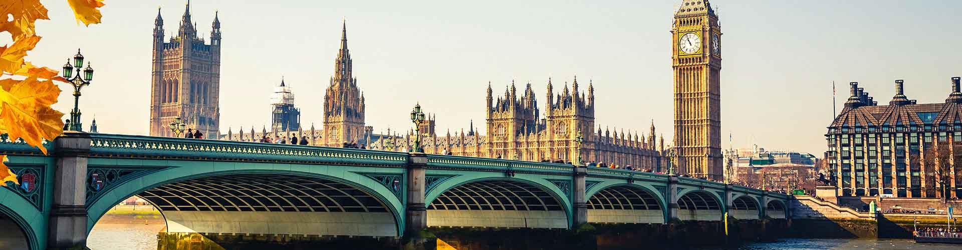 런던 - 런던에 있는 호스텔. 런던의 지도, 런던에 위치한 호스텔 사진 및 후기 정보.