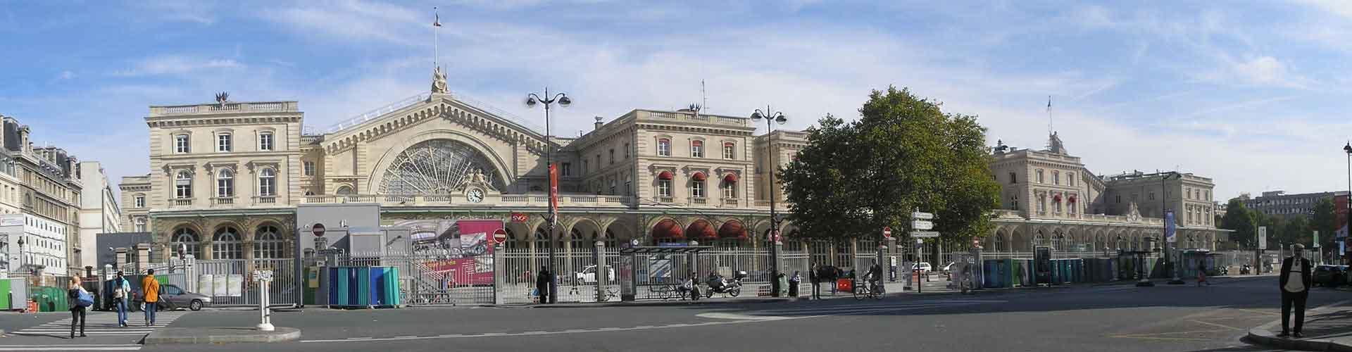 파리 - 10th District지역에 위치한 캠핑장. 파리의 지도, 파리에 위치한 캠핑장에 대한 사진 및 리뷰.