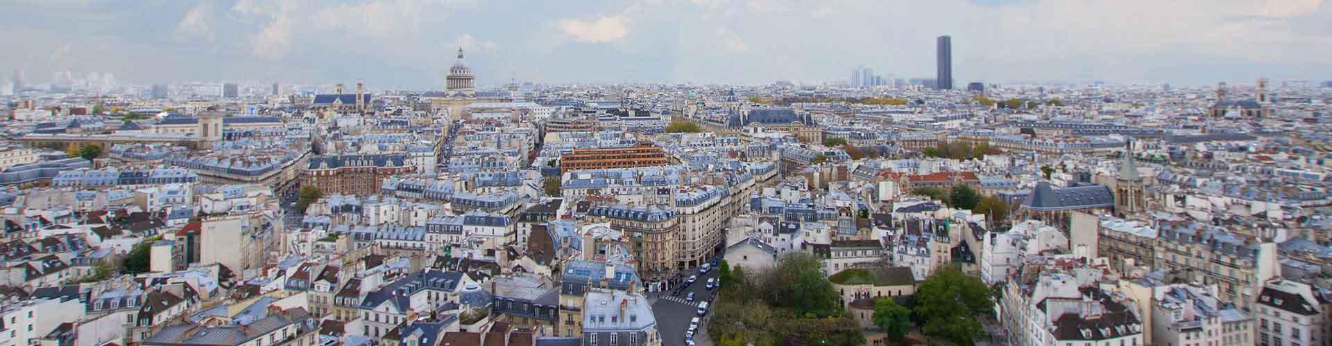 파리 - Quartier Latin지역에 위치한 호텔. 파리의 지도, 파리에 위치한 호텔에 대한 사진 및 리뷰.