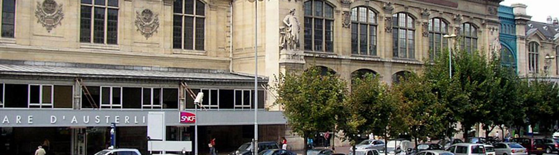파리 - 오스테를리쯔 역와 가까운 호스텔. 파리의 지도, 파리에 위치한 호스텔 사진 및 후기 정보.