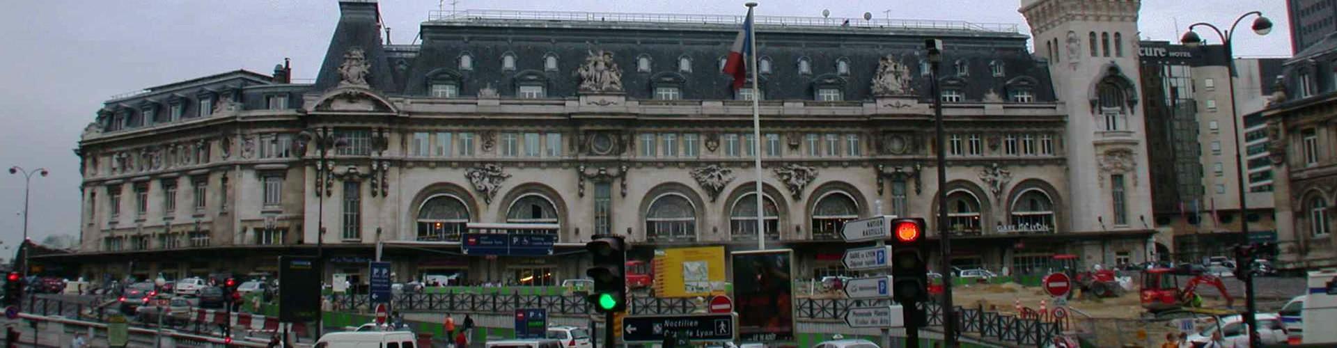파리 - 리옹 역에 가까운 아파트. 파리의 지도, 파리에 위치한 아파트에 대한 사진 및 리뷰.