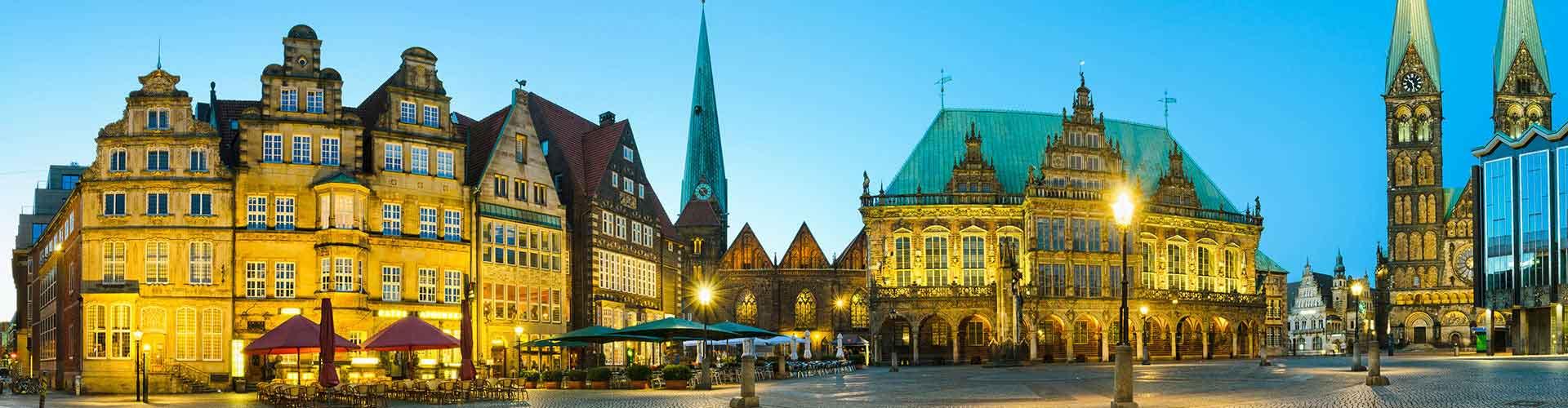 브레멘 - 브레멘에 있는 호스텔. 브레멘의 지도, 브레멘에 위치한 호스텔 사진 및 후기 정보.