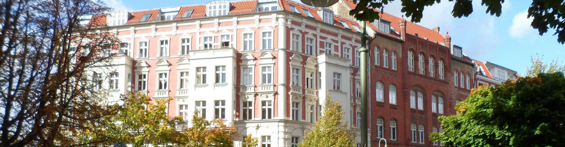 베를린 - Prenzlauer Berg지역에 위치한 호텔. 베를린의 지도, 베를린에 위치한 호텔에 대한 사진 및 리뷰.