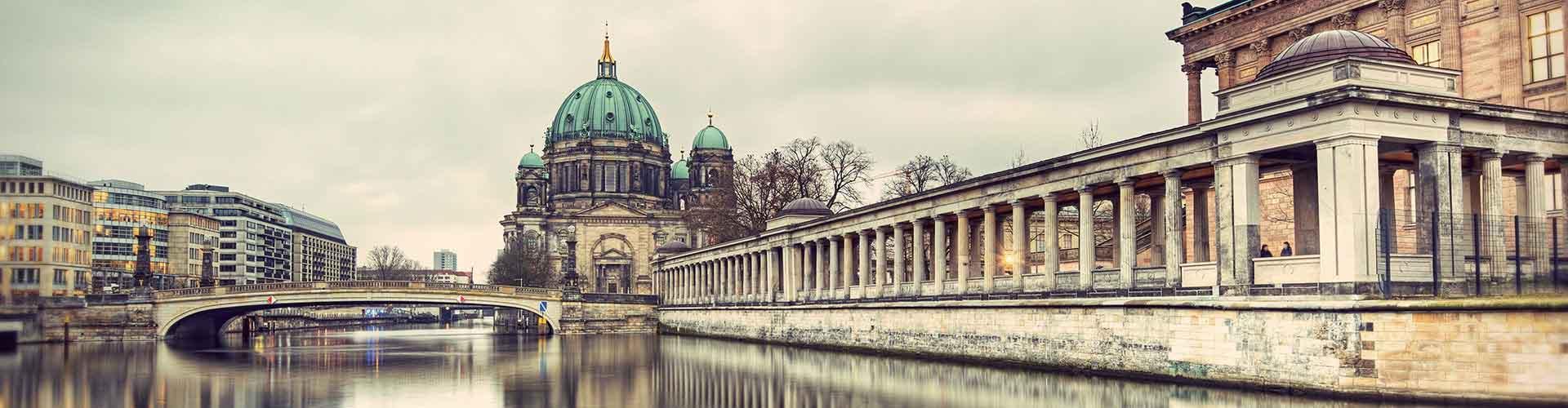 베를린 - 베를린 돔에 가까운 호텔. 베를린의 지도, 베를린에 위치한 호텔에 대한 사진 및 리뷰.