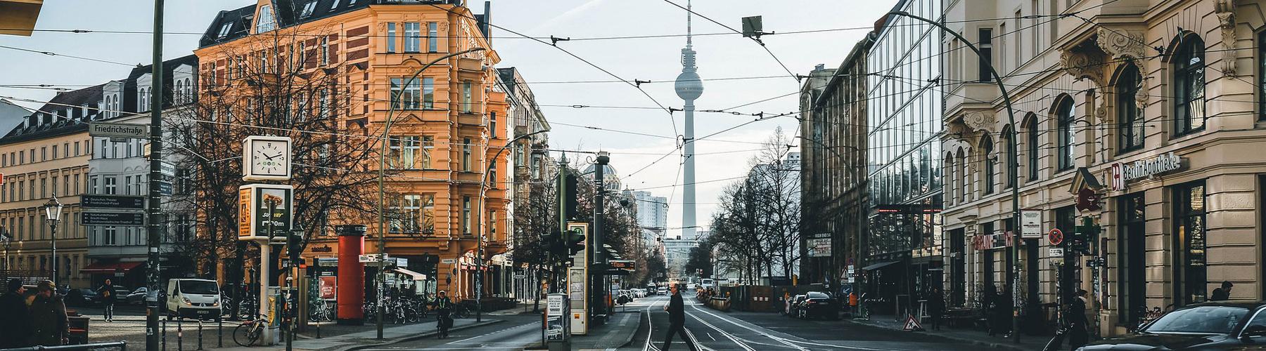 베를린 - City Center에 가까운 아파트. 베를린의 지도, 베를린에 위치한 아파트에 대한 사진 및 리뷰.