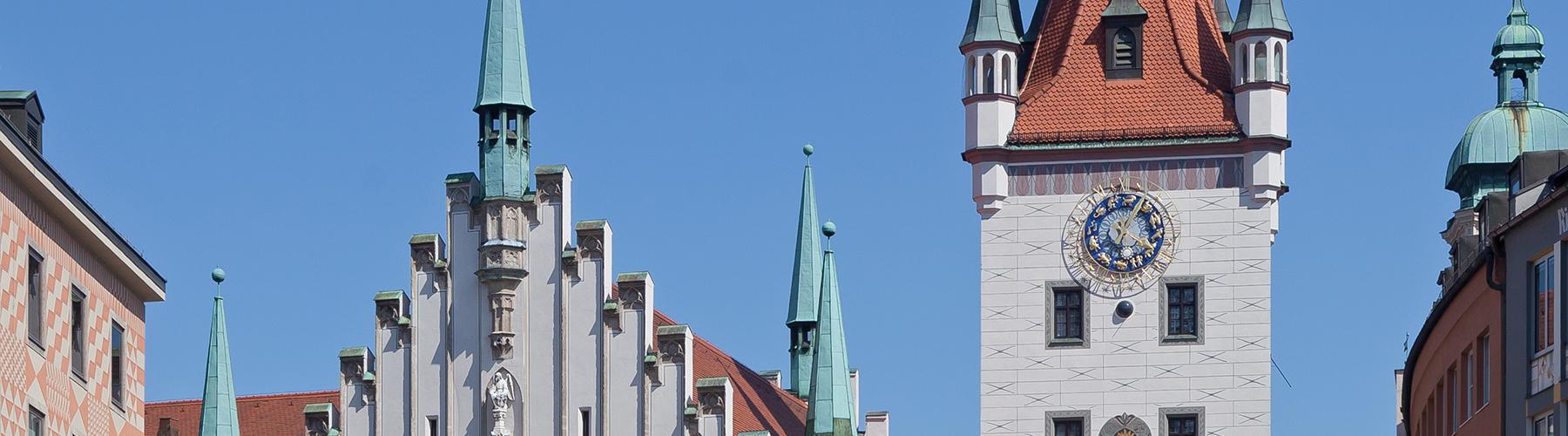 뮌헨 - 구 시청사에 가까운 호스텔. 뮌헨의 지도, 뮌헨에 위치한 호스텔에 대한 사진 및 리뷰.