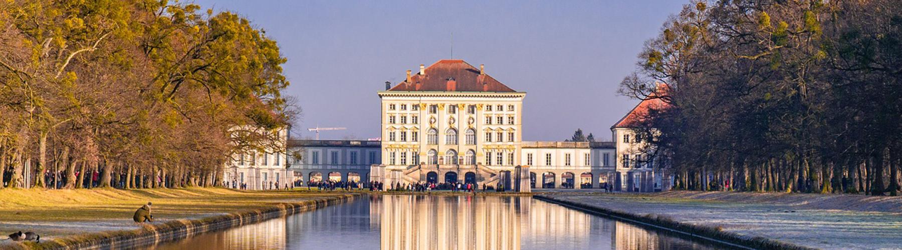 뮌헨 - 님펜부르크 궁전와 가까운 호스텔. 뮌헨의 지도, 뮌헨에 위치한 호스텔 사진 및 후기 정보.