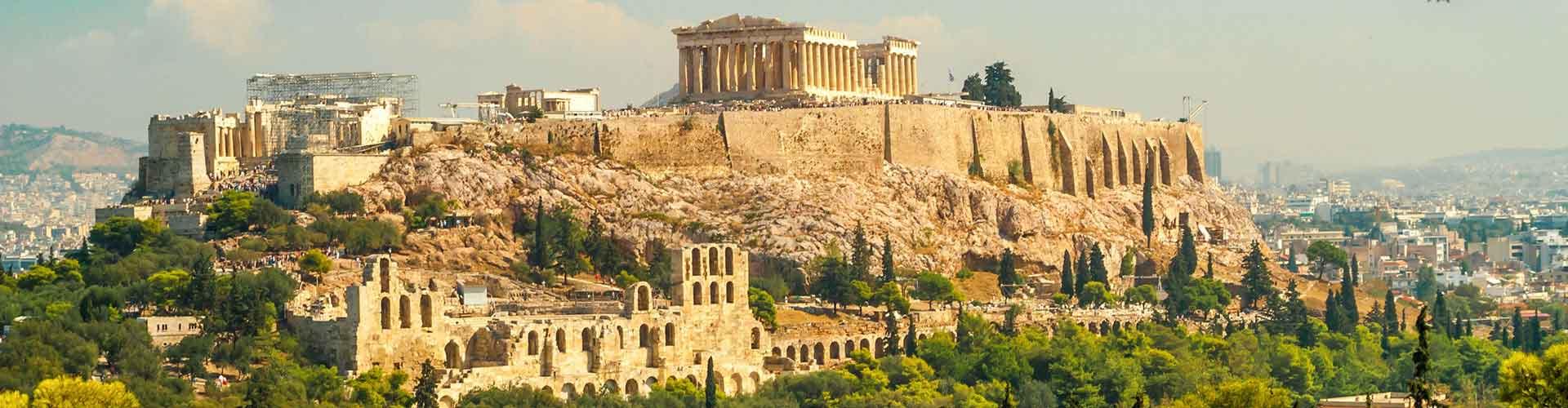 아테네 - 아테네에 있는 호스텔. 아테네의 지도, 아테네에 위치한 호스텔 사진 및 후기 정보.