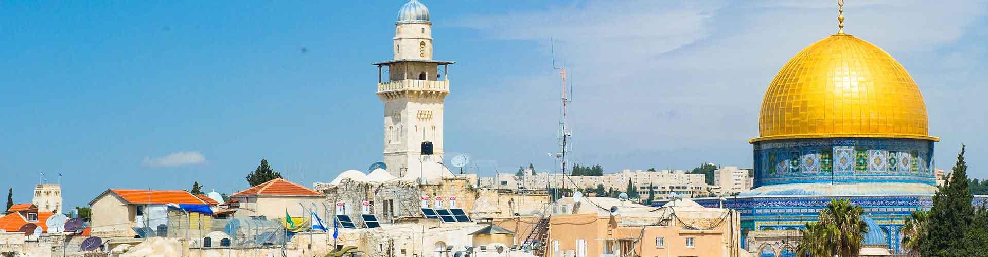 예루살렘 - 예루살렘에 위치한 아파트.  예루살렘의 지도, 예루살렘에 위치한 아파트에 대한 사진 및 리뷰.
