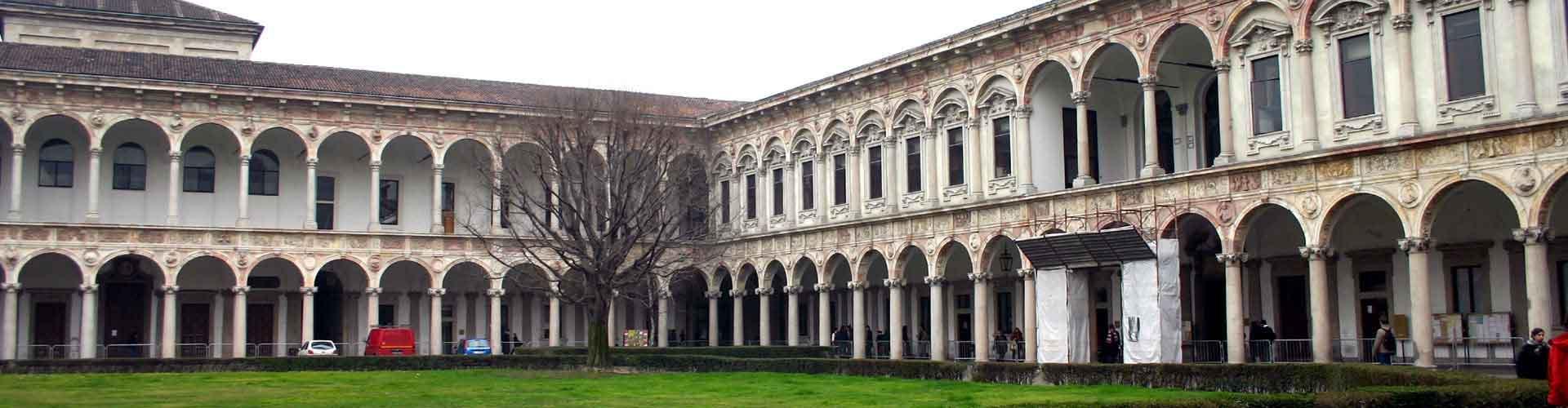 밀라노 - Ospedale Maggiore지역에 위치한 캠핑장. 밀라노의 지도, 밀라노에 위치한 캠핑장에 대한 사진 및 리뷰.