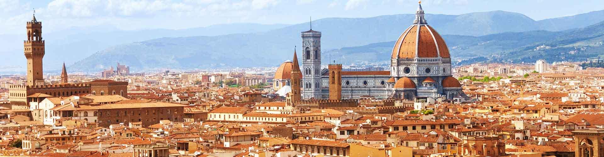 피렌체 - Leon Rosso 지구의 호스텔. 피렌체의 지도, 피렌체에 위치한 호스텔 사진 및 후기 정보.