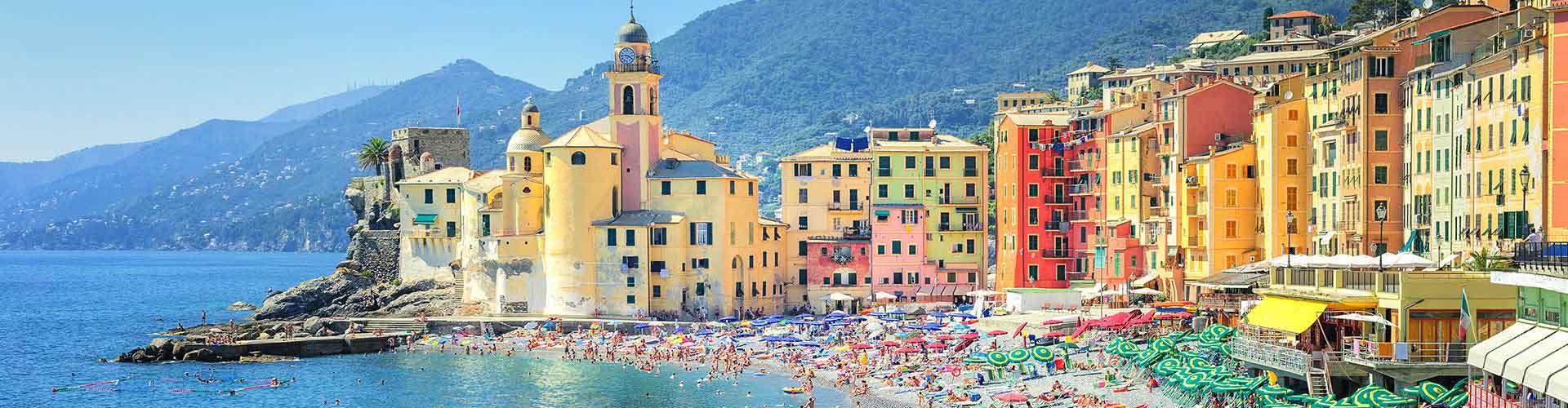 제노아 - Maddalena지역에 위치한 호스텔. 제노아의 지도, 제노아에 위치한 호스텔에 대한 사진 및 리뷰.