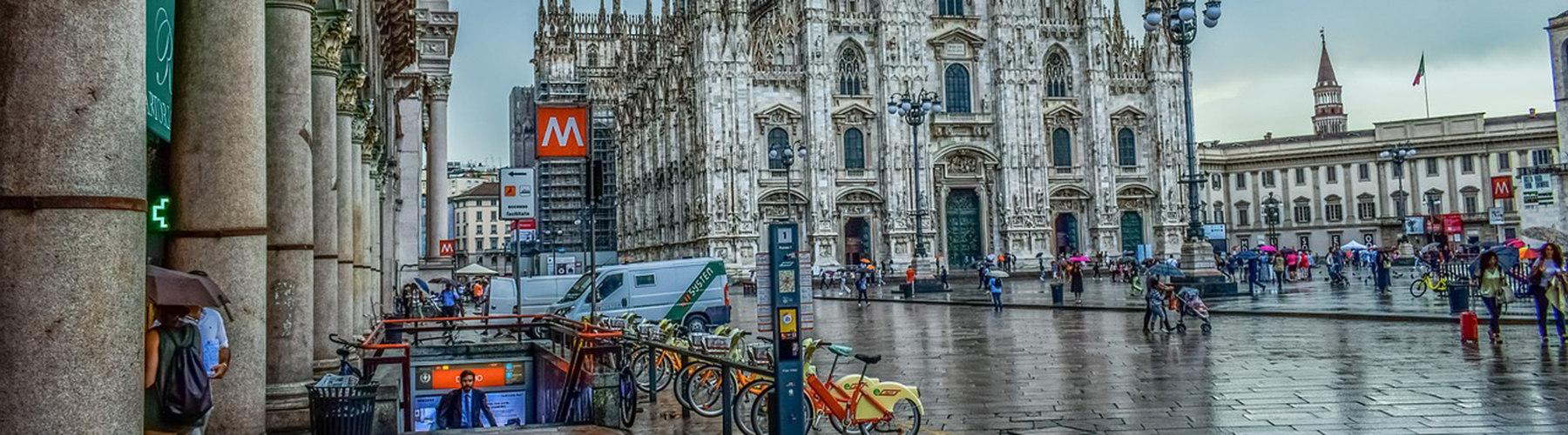 밀라노 - City Center에 가까운 아파트. 밀라노의 지도, 밀라노에 위치한 아파트에 대한 사진 및 리뷰.