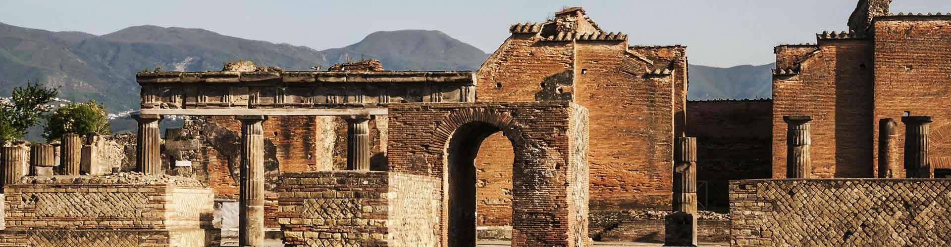 폼페이 - 폼페이에 있는 호스텔. 폼페이의 지도, 폼페이에 위치한 호스텔 사진 및 후기 정보.