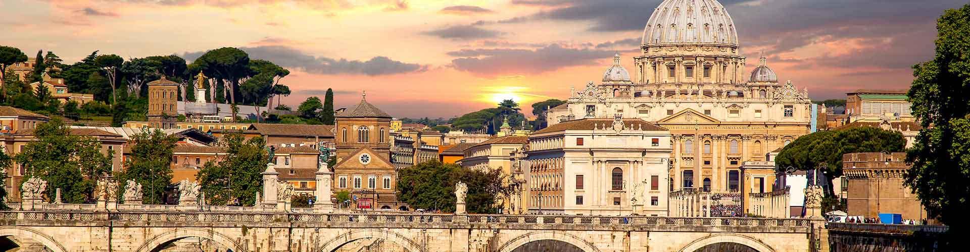 로마 - 로마에 있는 호스텔. 로마의 지도, 로마에 위치한 호스텔 사진 및 후기 정보.