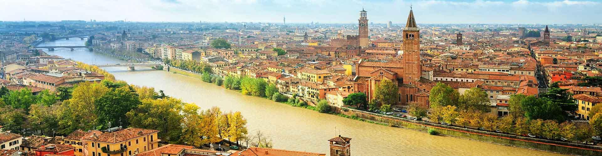 베로나 - 베로나에 있는 호스텔. 베로나의 지도, 베로나에 위치한 호스텔 사진 및 후기 정보.