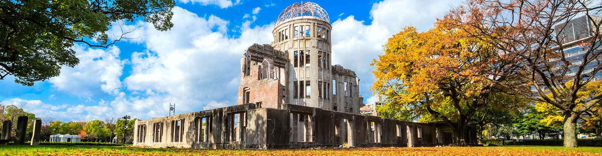 히로시마 - 히로시마에 위치한  객실.  히로시마의 지도, 히로시마에 위치한 객실에 대한 사진 및 리뷰.