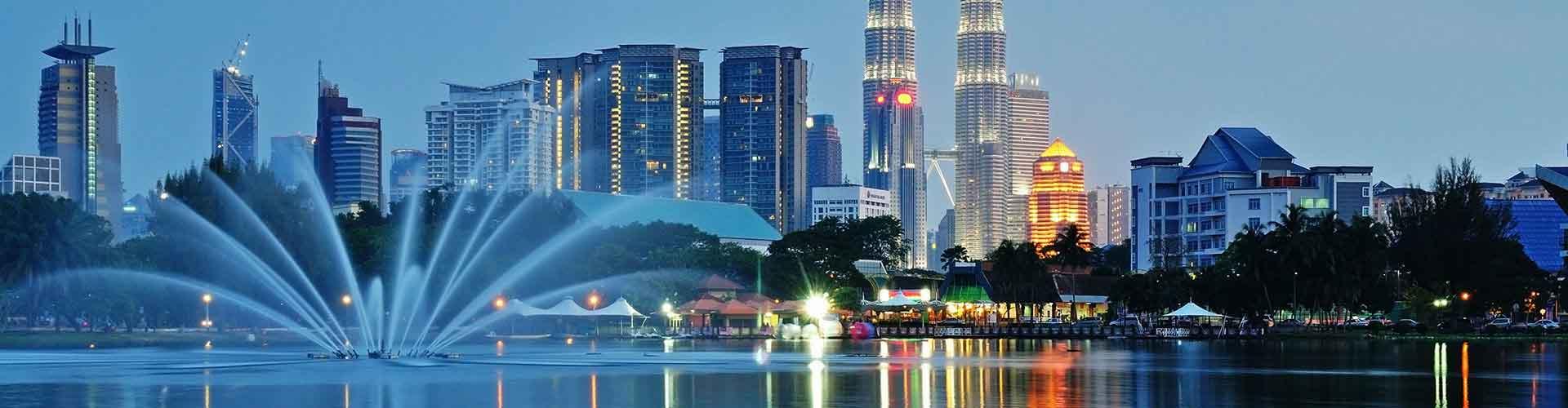 쿠알라룸푸르 - 쿠알라룸푸르에 있는 호스텔. 쿠알라룸푸르의 지도, 쿠알라룸푸르에 위치한 호스텔 사진 및 후기 정보.