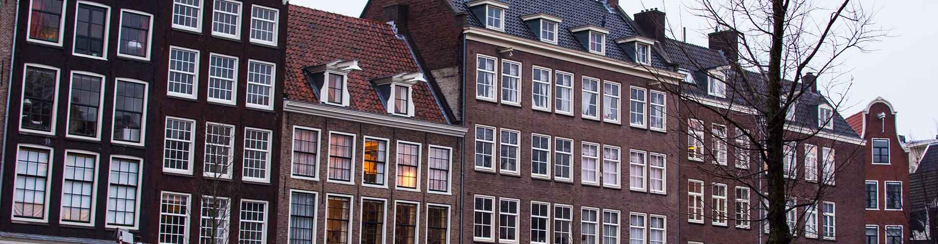 암스테르담 - 앤 프랭크 하우스에 가까운 아파트. 암스테르담의 지도, 암스테르담에 위치한 아파트에 대한 사진 및 리뷰.