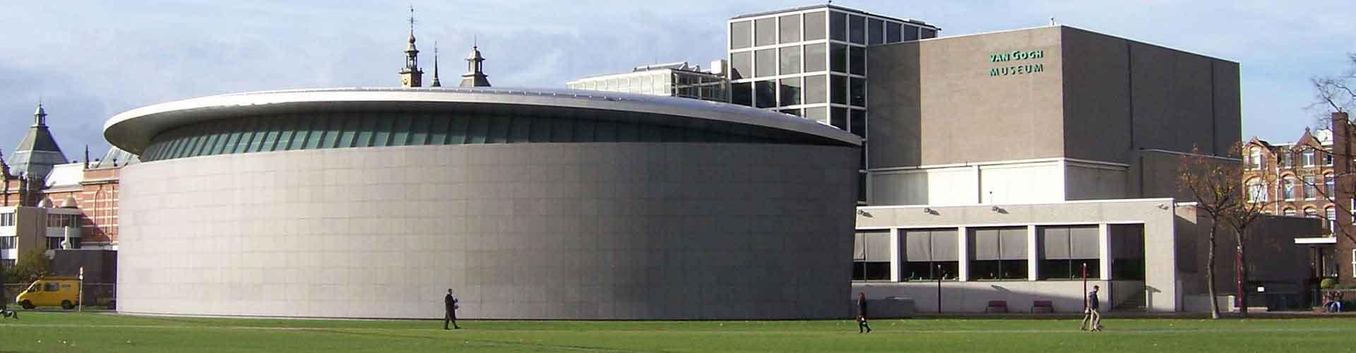 암스테르담 - 반 고흐 미술관에 가까운 호스텔. 암스테르담의 지도, 암스테르담에 위치한 호스텔에 대한 사진 및 리뷰.