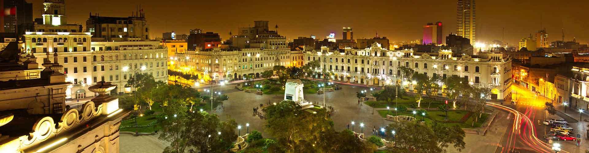 리마 - 리마에 있는 호스텔. 리마의 지도, 리마에 위치한 호스텔 사진 및 후기 정보.