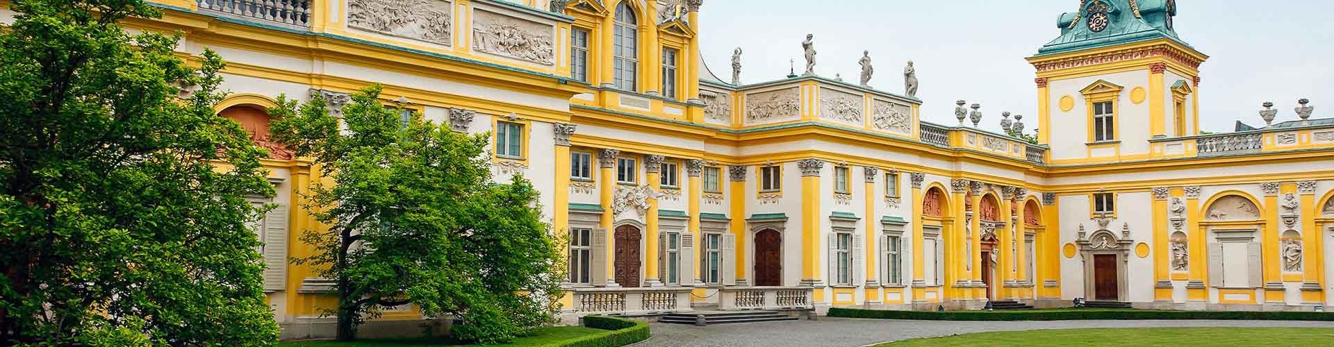 바르샤바 - 시티 센터에 가까운 아파트. 바르샤바의 지도, 바르샤바에 위치한 아파트에 대한 사진 및 리뷰.