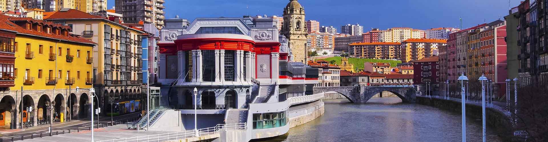 빌바오 - 빌바오 - 아반도역와 가까운 호스텔. 빌바오의 지도, 빌바오에 위치한 호스텔 사진 및 후기 정보.