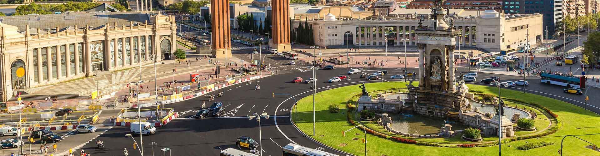 바르셀로나 - 시티 센터에 가까운 호스텔. 바르셀로나의 지도, 바르셀로나에 위치한 호스텔에 대한 사진 및 리뷰.