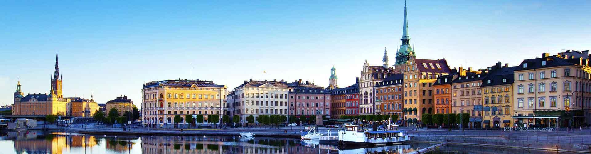 스톡홀름 - 스톡홀름에 있는 호스텔. 스톡홀름의 지도, 스톡홀름에 위치한 호스텔 사진 및 후기 정보.
