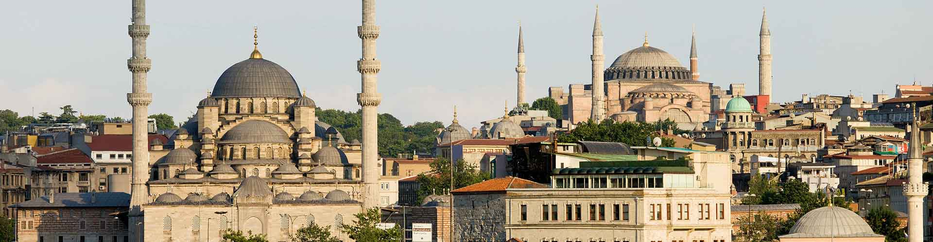 이스탄불 - 성 소피아 성당와 가까운 호스텔. 이스탄불의 지도, 이스탄불에 위치한 호스텔 사진 및 후기 정보.