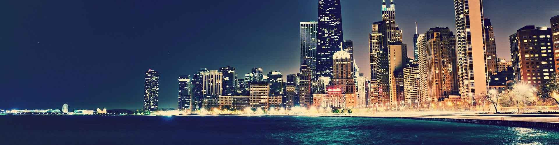 시카고 - 시카고에 있는 호스텔. 시카고의 지도, 시카고에 위치한 호스텔 사진 및 후기 정보.