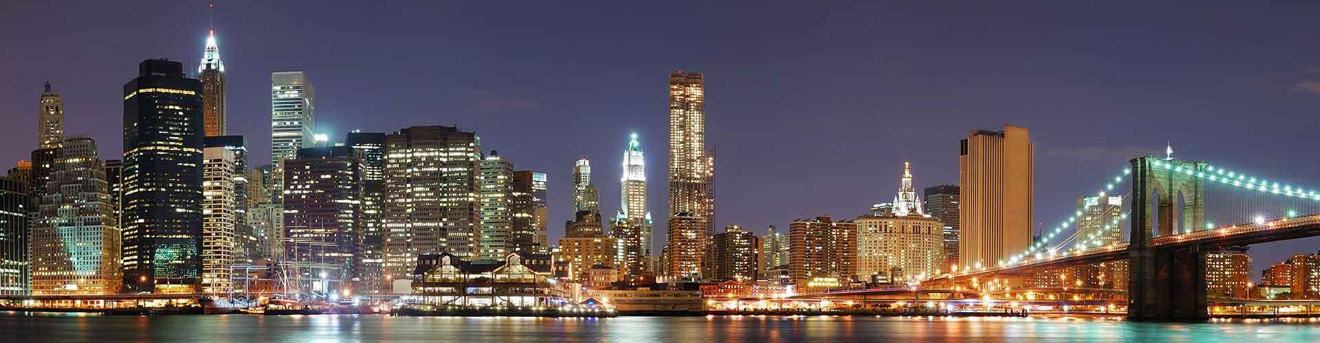 뉴욕시티 - 뉴욕시티에 있는 호스텔. 뉴욕시티의 지도, 뉴욕시티에 위치한 호스텔 사진 및 후기 정보.