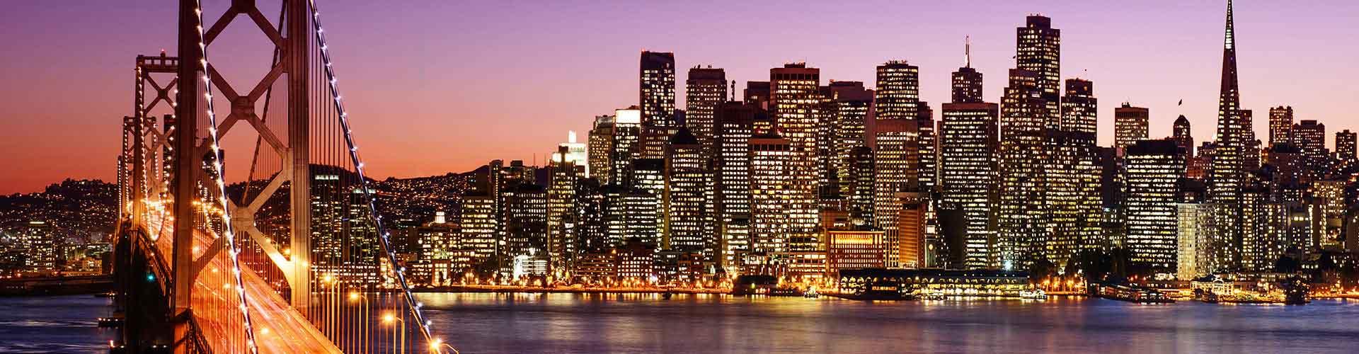 샌프란시스코 - 트랜스베이 터미널와 가까운 호스텔. 샌프란시스코의 지도, 샌프란시스코에 위치한 호스텔 사진 및 후기 정보.